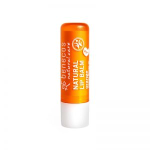 NATURAL LIP BALM Orange