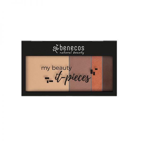 benecos it-pieces Refill Palette freaking hot