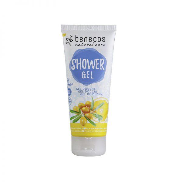 benecos_-_natural_care_-_Shower_Gel_-_Sanddorn_Orange